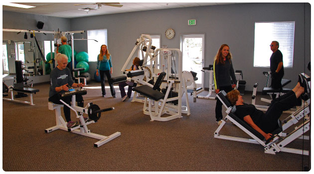 Experienced trainers that specialize in helping those with physical and medical limitations
